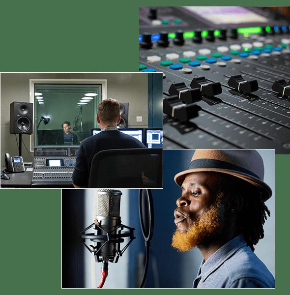 Voiceover Recording